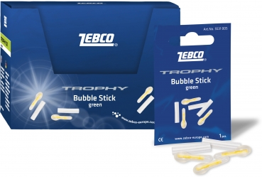 Trophy Bubble Stick, 5er Set grün