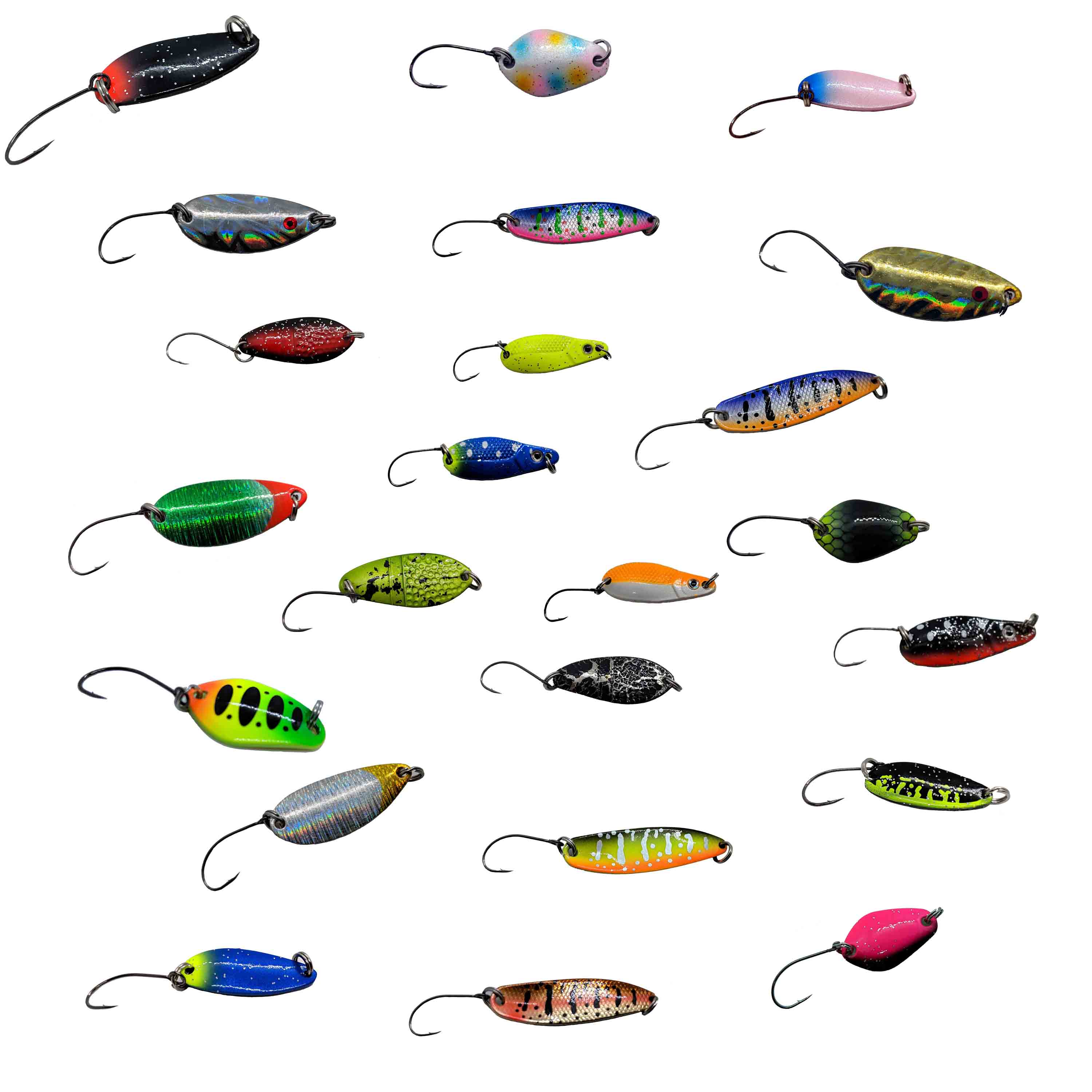 Paladin Trout Spoon 2,1g UV active